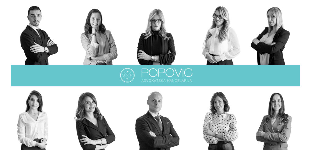 Advokati i saradnici Popovic Novi Sad